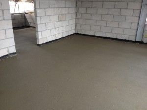 Floor Screeding II