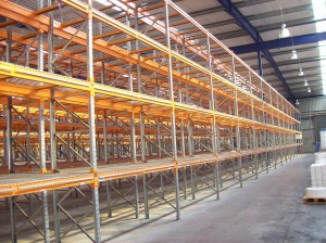 Industrial Racking IV